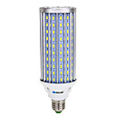 ieftine Becuri LED Lumânare-brelong 1 buc 160 smd5730 lumina de porumb ac85-265v lumina alba calda alb e27 b22