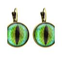 cheap Earrings-Women's Hoop Earrings / Earrings - Bohemian, Fashion, Boho Silver / Bronze For Party / Daily / Casual / Multi-stone
