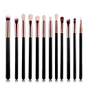 cheap Makeup & Nail Care-12 contour brush eyeshadow brush lip brush brow brush eyeliner brush liquid eyeliner brush concealer brushnylon synthetic