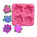 hesapli Musluklar-Bakeware araçları Plastik Çevre-dostu Kendin-Yap 3D Kek Pasta Kalıpları