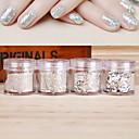 ieftine Machiaj & Îngrijire Unghii-1pcs Glitter & Poudre Pudră Paiete Alte decoratiuni Glitters Clasic Calitate superioară Zilnic