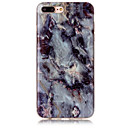 cheap iPhone Cases-Case For Apple iPhone 5 Case iPhone 6 iPhone 7 IMD Back Cover Marble Soft TPU for iPhone 7 Plus iPhone 7 iPhone 6s Plus iPhone 6s iPhone