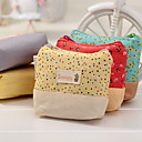 Недорогие Органайзеры для рабочего стола-Море цветов кошелек изменения текстильной