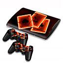 Χαμηλού Κόστους Αξεσουάρ PS3-B-SKIN B-SKIN USB Αυτοκόλλητο Για Sony PS3 ,  Πρωτότυπες Αυτοκόλλητο Βινύλιο 1 pcs μονάδα