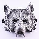 hesapli Araba Sis Lambaları-cadılar bayramı ürpertici kauçuk hayvan kurtadam kurt baş maske kafa cadılar bayramı maskeli maskeli maske parti kostüm pervane