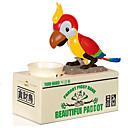 preiswerte Marionetten und Handpuppen-Münz Bank Klauende Spardose Spardose Vogel Ente Hunde Behälter Elektrisch Kinder Jungen Mädchen Spielzeuge Geschenk