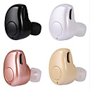 cheap DisplayPort-In Ear Wireless Headphones Plastic Driving Earphone Mini / with Microphone Headset