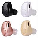 hesapli USB Kabloları-Kulakta Kablosuz Kulaklıklar Plastik Sürüş Kulaklık Mini / Mikrofon ile kulaklık