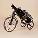hesapli Fırın Araçları ve Gereçleri-Şarap Rafları Dökme Demir,33*24*31CM Şarap Aksesuarlar