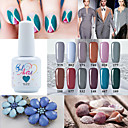 Buy USA ONLY Gel Polish Gray Color Nail UV&LED Lamp Salon