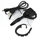 hesapli PS3 Aksesuarları-DF-0085 Przewód Kulaklıklar Uyumluluk Sony PS3 ,  Mini Kulaklıklar Metal / ABS 1 pcs birim
