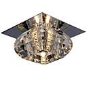 hesapli LED Tavan Işıkları-LightMyself™ Sıva Altı Monteli Aşağı Doğru Krom Kristal, Mini Tarzı 110-120V / 220-240V Ampul Dahil / G4
