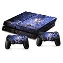 preiswerte PS3 Zubehör-B-SKIN Aufkleber Für Sony PS4 . Aufkleber PVC 1 pcs Einheit