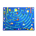 ieftine Protectoare Ecran de iPhone 6s / 6 Plus-Labirint & Puzzle-uri Secvențiale Labirinturi Magnetice Jucării Educaționale Jucarii Hartă Magnetic Pătrat Lemn Desen animat 1 Bucăți