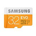 hesapli LEDler-SAMSUNG 32GB Micro SD kart TF Kart hafıza kartı UHS-I U1 Sınıf 10 EVO