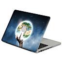 Χαμηλού Κόστους Αυτοκόλλητα για Mac-1 τμχ Αυτοκόλλητο Καλύμματος για Προστασία από Γρατζουνιές Τοπίο Μοτίβο PVC MacBook Pro 15'' with Retina MacBook Pro 15 '' MacBook Pro