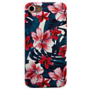 abordables Coques d'iPhone-CaseMe Coque Pour Apple iPhone 8 / iPhone 8 Plus / iPhone 7 Motif Coque Fleur Dur PC pour iPhone 8 Plus / iPhone 8 / iPhone 7 Plus