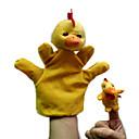 hesapli Kuklalar-Parmak Kuklalar Tavuk Yenilikçi Peluş Genç Erkek Genç Kız Oyuncaklar Hediye