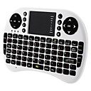 billige USB-kabler-LITBest UKB-500 Trådløs / Trådløs 2,4 GHz Kontor-tastatur MINI Stille 92 pcs nøgler
