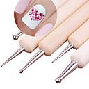 hesapli Makyaj ve Tırnak Bakımı-Tırnak Fırçaları Yenilikçi tırnak sanatı Manikür pedikür Klasik / sevimli Stil Günlük