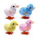 رخيصةأون الستائر-لعبة الريح حداثة دجاج بلاستيك / قطيفة 1 pcs قطع صبيان هدية