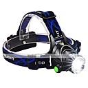 preiswerte Mini Laser Projektoren-1600 lm Stirnlampen / Fahrradlicht LED 3 Modus Zoomable- / Wasserfest / einstellbarer Fokus