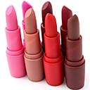 baratos Maquiagem & Produtos para Unhas-Acessórios para Maquiagem Bálsamo Batons Molhado Gloss Colorido / Longa Duração / Proteção Solar Maquiagem Cosmético Diário Artigos para Banho & Tosa