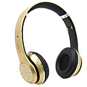 hesapli Kulaklık Setleri ve Kulaklıklar-S460 Kulak Üzerindeyim Kablosuz Kulaklıklar Dengeli Armatür Plastik Cep Telefonu Kulaklık Mikrofon ile / Gürültü izolasyon kulaklık