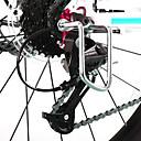 hesapli Seleler ve Yolcu Seleleri-Attırıcı Protector Dayanıklı Eğlence Bisikletçiliği / Bisiklete biniciliği / Bisiklet / BMX Alüminyum alaşımı Siyah
