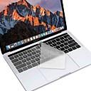hesapli Mac Klavye Kılıfları-2016 yeni macbook için xskn® avrupa ve amerikan versiyonu ultra-ince tpu klavye deri bize retina dokunmatik bar / ab düzeni ile 13.3 /
