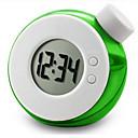ieftine Ceasuri Smart-apă inteligentă generare de energie de apă magică ceas cu alarmă element de
