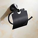 hesapli Fırın Araçları ve Gereçleri-Tuvalet Kağıdı Tutacağı Antik Pirinç 1 parça - Otel banyo