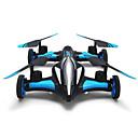 ieftine RC Quadcopter-RC Dronă JJRC H23 4CH 6 Axe 2.4G Quadcopter RC Lumini LED / O Tastă Pentru întoarcere / Headless Mode Quadcopter RC / Telecomandă / Cablu USB / Zbor De 360 Grade / Zbor De 360 Grade