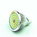 baratos Lâmpadas de LED de Embutir-1pç 3W 150-200lm GU5.3(MR16) Lâmpadas de Foco de LED MR16 48 Contas LED SMD 2835 Decorativa Branco Quente Branco Frio 12V