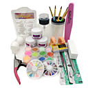 billige Sminke og neglepleie-1SET Nail Art Tool / Nail Art Kits & Sets Chic & Moderne / trendy Nail Art Design