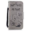 economico Custodie per iPhone-Custodia per Apple iphone xr xs xs portafoglio max / titolare della carta / con stand custodie animali in pelle dura per iphone 7 plus / iphone 7 / iphone 6s plus