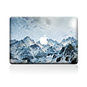 hesapli Mac Stickerlar-1 parça Deri Etiket için Çizilmeye Dayanıklı Manzara Tema PVC MacBook Pro 15'' with Retina / MacBook Pro 15'' / MacBook Pro 13'' with Retina / MacBook Pro 13 '' / MacBook Air 13'' / MacBook Air 11''