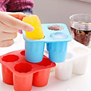 cheap Barware & Openers-Bakeware tools Silicone Thanksgiving Valentine's Day New Year's For Ice For Cookie For Cake Mold