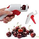 رخيصةأون أدوات الفرن-ادوات المطبخ بلاستيك المطبخ الإبداعية أداة مزيل البذور للفاكهة