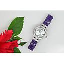 ieftine Ceasuri Damă-Pentru femei Ceas La Modă Quartz Jade Violet Analog Mov