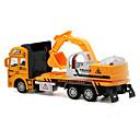 ieftine Compas-Vehicul de Construcție Excavator Jucarii Cadou / MetalPistol