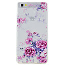 Buy Huawei P10 P9 Lite Case Cover Transparent Pattern Back Flower Soft TPU Plus P8 Lite2017P8