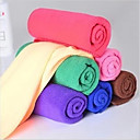 cheap Towels & Robes-Fresh Style Wash Cloth,Solid Superior Quality 100% Micro Fiber Towel