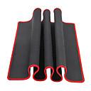 Недорогие Коврики для мыши-Большой черный красный край твердый коврик для мыши (30x80x0.2cm)