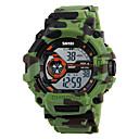 Χαμηλού Κόστους Ανδρικά ρολόγια-SKMEI Ανδρικά Ψηφιακό Ψηφιακό ρολόι / Ρολόι Καρπού / Στρατιωτικό Ρολόι / Αθλητικό Ρολόι Ιαπωνικά Συναγερμός / Ημερολόγιο / Χρονογράφος /