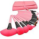 preiswerte Make-up & Nagelpflege-1 set Makeup Bürsten Professional Bürsten-Satz- Ziegenhaarbürste / Andere Tragbar / vollständige Bedeckung Holz