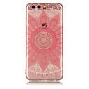Buy Huawei P8 Lite (2017) P10 TPU Material IMD Process Pink Taro Pattern Phone Case P9