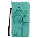 cheap iPhone Cases-Case For Apple iPhone X / iPhone 8 Wallet / Card Holder / with Stand Full Body Cases Cat / Tree Hard PU Leather for iPhone X / iPhone 8 Plus / iPhone 8