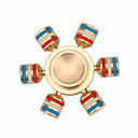 tanie Etui / Pokrowce do Huawei-Hand spinne Fidget Spinners / Przędzarka ręczna Wysoka prędkość / Za czas zabicia / Stres i niepokój Relief Metalic Klasyczny 1 pcs Sztuk
