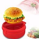 preiswerte Backzubehör & Geräte-1 Stücke DIY Mold For Für Gemüse Für Fleisch Für Brot Silikon umweltfreundlich Gute Qualität Antihaft Kreative Küche Gadget Neuartige